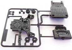 Teile B Dämpferbrücke hinten FF01 FWD #300050639 #50639