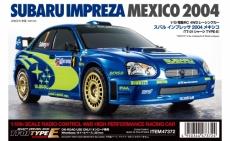 1:10 Subaru Impreza WRX 2004 (TT-01E) Baukasten #300047372