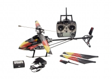 MT 400 Pro Brushless Einsteiger Heli