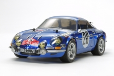 Tamiya Renault Alpine A110 Monte 1971 M-06 Baukasten # 300058591 58591