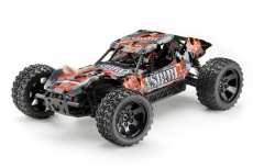 1:10 EP Sand Buggy ASB1BL 4WD Brushless RTR Waterproof #12212