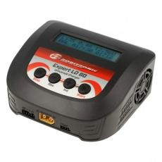 Robitronic Expert LD 60 Ladegerät LiPo 2-4s 6A 60W # R01012