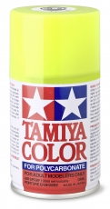 Tamiya Lexanfarbe PS27 Neon gelb 100 ml
