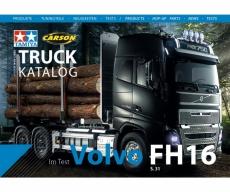 TAMIYA RC Truck Katalog Ausgabe No.3 2020 130 Seiten # 500990146