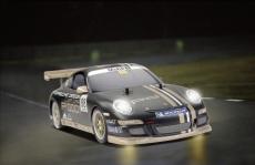 Tamiya 1:10 Porsche 911 GT3 CUP 07 TT-01E m.Licht LED Baukasten 58407