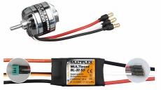 Multiplex Xeno Uni Baukasten inkl.Antriebsset BL 214241 + 332658