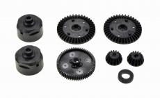 G-Teile TT-01 Getriebe #300051004 51004