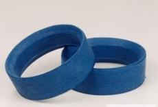 Tamiya Reifeneinlage blau 24mm
