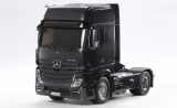 1/14 R/C Mercedes-Benz Actros 1851 GigaSpace (Black Edition)