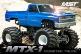 MTX-1 Monstertruck Brushless #MST533601