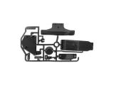 Gebrauchter TA05 V2 IFS-R mit Brushless Motor , Regler , Servo , Lipo Akku.