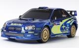 1:10 Subaru Impreza WRX 2004 (TT-01E) Baukasten