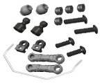 Stabisatz Rear Anti Roll Bar Set Amewi 009-ET1046