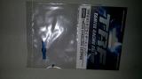 Stabilisator Halterung Alu blau für TRF419 42285 / 300042295 / 42295
