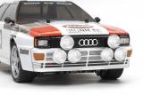 1:10 RC Audi Quattro Rally A2 (TT-02) # 300058667 # 58667 Baukasten