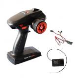 RACE X6 - 5CH Fernsteuerung mit Empfänger & Switch # 2220