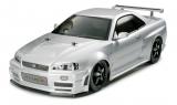 Karosseriesatz unlackiert Tamiya Nismo R34 GT-R Z-tune # 300051246