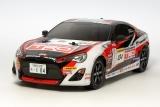 Karosseriesatz unlackiert Tamiya 1:10 GAZOO Racing TRD 86 # 300051541
