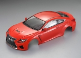 Killerbody Lexus RC Karosserie Orange 195mm RTU fertig Lackiert # KB48649