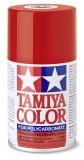 Tamiya Lexanfarbe PS34 Bright Rot 100 ml