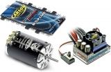 Carson 500906117 - 1:10 BL-Set Motor + Regler + Karte Dragster Pro 16T