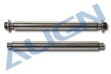 Blattlagerwelle Feathering Shaft H60006T T-REX 550E / 600 / 600 Nitro