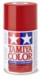 Tamiya Lexanfarbe PS2 rot 100ml 300086002