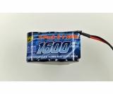 6V NIMH Empfängerakku 1600mah mit JR Stecker #500608159 oder RX161