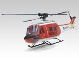 Rumpfbausatz Bell UH-1 für Mini Titan E325 Restposten / nicht OVP