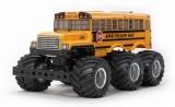 King Yellow 6x6 RC Bus G6-01 Bausatz 1/18, gelb lackiert 300047376