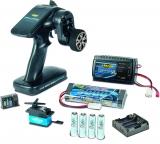 RC-Reflex Pro 3 Elektrik Set Einsteiger Beginner Starter Set #500500091