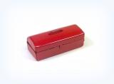 1:10 Werkzeugkasten Metall rot ohne Inhalt Crawler Dachgepäck  #2320094