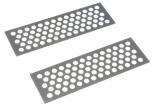 1:10 Sandbleche Alu - Crawler Dachgepäck  #2320064