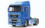 1:14 RC MAN TGX 18.540 Franz. Blau vorlackierte Karosserie #300056350