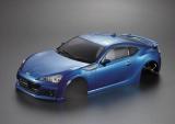 Killerbody Subaru BRZ Karosserie Blau lackiert 195mm RTU #48576
