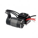 Robitronic Razer eight Brushless Combo 150A 4274 2200k R01264 + LED Prog Box R01269