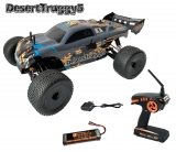 DesertTruggy 5 - brushed - RTR # 3156