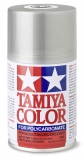 Tamiya Lexanfarbe PS36 TRANSLUCENT SILBER 100 ml 300086036