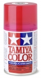 Tamiya Lexanfarbe PS37 TRANSLUCENT RED 100 ml