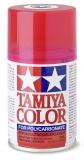 Tamiya Lexanfarbe PS37 TRANSLUCENT RED 100 ml 300086037