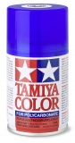 Tamiya Lexanfarbe PS38 TRANSLUCENT BLAU 100 ml
