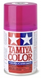 Tamiya Lexanfarbe PS40 TRANSLUCENT pink 100 ml