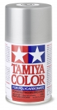 Tamiya Lexanfarbe PS41 BRIGHT SILVER 100 ml