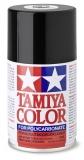 Tamiya Lexanfarbe PS5 schwarz 100ml