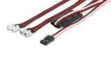 LED Licht-Set 2+2 über Fernsteuerung schaltbar