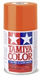 Tamiya Lexanfarbe PS7 orange 100ml