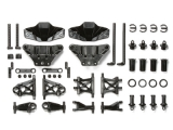 TT02 B-Teile Aufhängung Karo.-Halter 51528