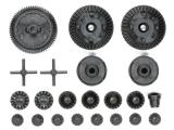 TT02 Getriebe - G Teile 51531