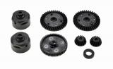G-Teile TT-01 Getriebe