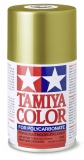 Tamiya Lexanfarbe PS13 Gold 100 ml
